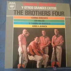 Discos de vinilo: THE BROTHERS FOUR. Lote 47343234
