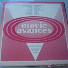 Discos de vinilo: MOVIE AVANCES MAYO 1983. LP PROMOCIONAL ESPECIAL DISCOTECAS. Lote 47346441