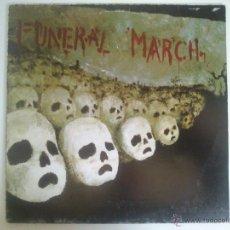 Discos de vinilo: FUNERAL MARCH - FUNERAL MARCH. Lote 47349661