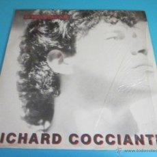 Discos de vinilo: RICHARD COCCIANTE. SI VOLVIERAS A MI. Lote 47350694