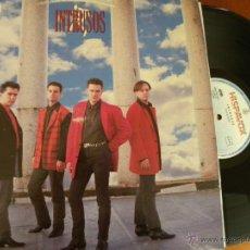 Discos de vinilo: INTRUSOS -LP 1991. Lote 47354274
