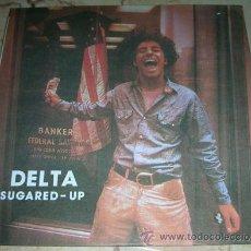 Discos de vinilo: DELTA - SUGARED-UP - EP 10'' - CHÉ RECORDS. Lote 47369536