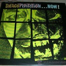 Discos de vinilo: THE DRAGS - DRAGSPLOITATION...NOW - EP 10''. Lote 47369592