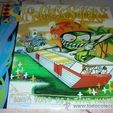Discos de vinilo: SHOP CLASS SQUARES - GONNA BUILD US A TIME MACHINE - LP 10'' - GARAGE PUNK 1993. Lote 47369596