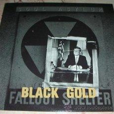 Discos de vinilo: SOUL ASYLUM - BLACK GOLD - EP 10''. Lote 47369616