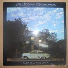 Discos de vinilo: JACKSON BROWNE (LP) LATE FOR THE SKY AÑO 1979. Lote 47372918