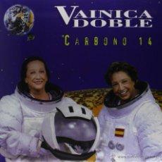 Discos de vinilo: LP VAINICA DOBLE CARBONO 14 VINILO. Lote 101293056