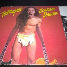Discos de vinilo: TED NUGENT - SCREAM DREAM. Lote 47376247