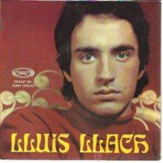 Discos de vinilo: LLUIS LLACH EP MOVIEPLAY 1969 IRENE/ DESPERTAR/ RES NO HA ACABAT/ TEMPS I TEMPS . Lote 47388961