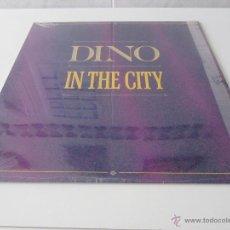 Discos de vinilo: DINO - IN THE CITY (5 VERSIONES) 1989 USA MAXI SINGLE. Lote 47391262
