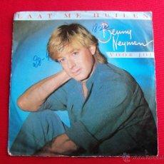 Discos de vinilo: BENNY NEYMAN - LAAT ME HUILEN. Lote 47399689