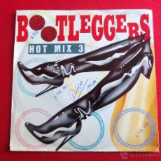 Dischi in vinile: BOOTLEGGERS - HOT MIX 3. Lote 47399900