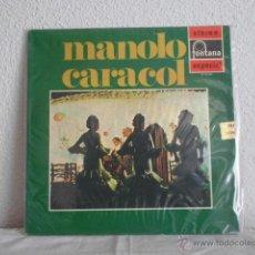 Discos de vinilo: MANOLO CARACOL-LP FONTANA. Lote 47411108