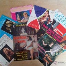 Discos de vinilo: MARIA DOLORES PRADERA - LOTE DE 10 EPS. Lote 47411525