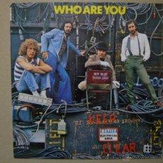 Discos de vinilo: THE WHO. WHO ARE YOU. POLYDOR 2480 467 LP ESPAÑA 1978. Lote 47412468