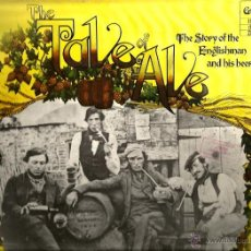 Discos de vinilo: DOBLE LP THE TALE OF ALE ( LA HISTORIA DE LA CERVEZA ) EL INGLES Y SU CERVEZA . Lote 47414036