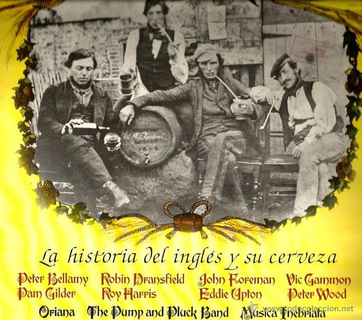 Discos de vinilo: DOBLE LP THE TALE OF ALE ( LA HISTORIA DE LA CERVEZA ) EL INGLES Y SU CERVEZA - Foto 2 - 47414036