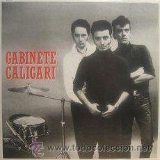 Discos de vinilo: GABINETE CALIGARI - CUATRO ROSAS. Lote 47424419