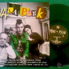 Discos de vinilo: VIVA LA PUNK 1978-1988 (VOL.2). Lote 67464175