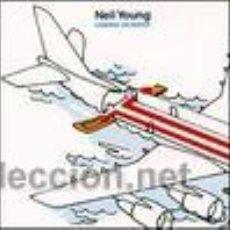 Discos de vinilo: NEIL YOUNG, LANDING ON WATER, 924109-1, GEFFEN. Lote 47425332