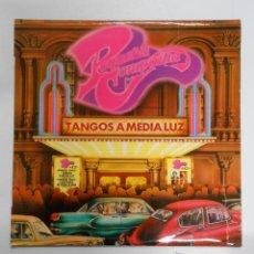 Discos de vinilo: LA PEQUEÑA COMPAÑIA TANGOS A MEDIA LUZ LP. TDKDA6. Lote 47431479