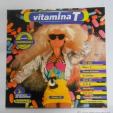 Dischi in vinile: VITAMINA T. DOBLE LP. KIKE BOY. RAM - J. NACHO DIVISION. R. GALLERY. BASE 69. METALICOS... TDKDA41. Lote 47431995