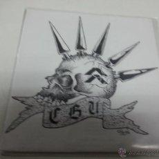 Discos de vinilo: CBU* / RAAGG ?– CLUSTER BOMB UNIT / RAAGG -N.. Lote 47436337