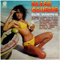 Discos de vinilo: ELIO MARINHO - BRASIL CALIENTE - LP SPAIN 1975 - IMPACTO EL-124. Lote 47437724