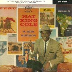Discos de vinilo: NAT KING COLE EP SELLO CAPITOL AÑO 1960 EDITADO EN ESPAÑA. Lote 47439527