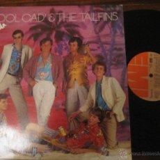 Discos de vinilo: KOOL CAD & THE TAILFINS `BERMUDA` ROCKABILLY-DOO WOP´. Lote 47423017