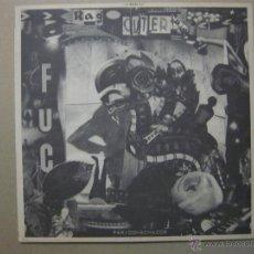 Discos de vinilo: RAG CUTER. PARIDOHACHAZOS. FUC MUSIC 2000 LP ESPAÑA . Lote 47445078