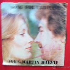 Discos de vinilo: JOHN MARTIN HARVIE - A SONG FOR CAROLINE. Lote 47451651