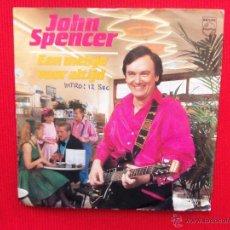Discos de vinilo: JOHN SPENCER - EEN MEISJE VOOR ALTIJD. Lote 47454384