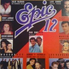 Discos de vinilo: EPIC 12 - EPIC 1988 - DOBLE LP. Lote 69871793