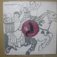 Disques de vinyle: PORN DARSTELLER. LE PARDON DES OFFENCES / FORGIVENESS OF SINS. CREME ORGANIZATION CREME 12-12 LP. Lote 47464620