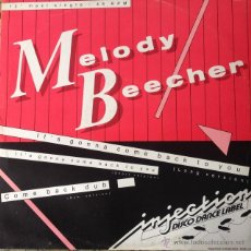 Discos de vinilo: MELODY BEECHER - IT'S GONNA COME BACK TO YOU . MAXI SINGLE . 1985 INJECTION DISCO DANCE - 234.676 . Lote 97054899