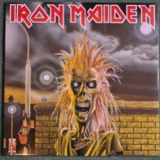 Discos de vinilo: IRON MAIDEN - IRON MAIDEN. Lote 47470022