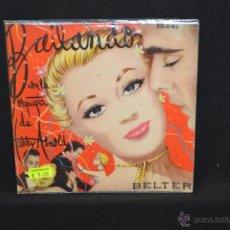 Discos de vinilo: BAILANDO CON LA ORQUESTA DE HARRY ARNOLD - ESPERANDO + 3 - EP. Lote 47474800