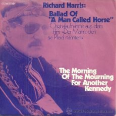 Discos de vinilo: RICHARD HARRIS SINGLE SELLO STATESIDE EDITADO EN ALEMANIA . Lote 47489156