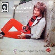 Discos de vinilo: ROD STEWART : GASOLINE ALLEY [1970] - 1 LP ALBUM (VERTIGO, SPAIN, 1979). Lote 47496136