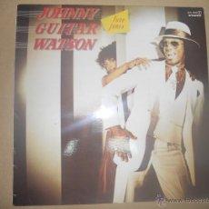 Discos de vinilo: JOHNNY GUITAR WATSON (LP) LOVE JONES AÑO 1980 - EDICION PROMOCIONAL. Lote 47504000
