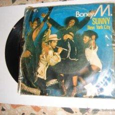 Discos de vinilo: BONEY M SUNNY NEW YORK CITTY. Lote 47524125