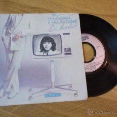 Discos de vinilo: DANIEL BALAVOINE LE CHANTEUR. Lote 47524449