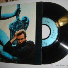 Discos de vinilo: STING . Lote 47524616