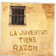 Dischi in vinile: MANOLO DÍAZ / LA JUVENTUD TIENE RAZÓN / SIERRAS Y VALLES /SINGLE 1969. Lote 47533062