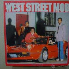 Discos de vinilo: WEST STREET MOB. WEST STREET MOB. SUGARHILL RECORDS SH 263 LP USA 1981. Lote 47537875