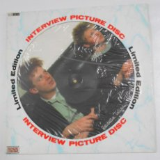 Discos de vinilo: INTERVIEW PICTURE DISC LP. COCTEAU TWINS. TDKDA1. Lote 47549661