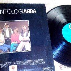 Discos de vinilo: VINILO LP - ABBA - ABBANTOLOGIA - MADE IN SPAIN PARA CAJA DE BARCELONA. Lote 47551180