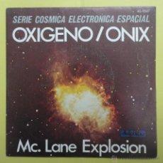Discos de vinilo: OXIGENO ONIX. Lote 47557824