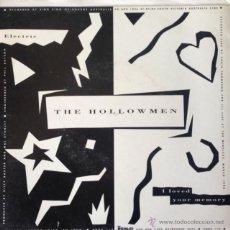 Discos de vinilo: THE HOLLOWMEN - ELECTRIC . SINGLE . AU GO GO AUSTRALIA - ANDA 116 . Lote 47558153